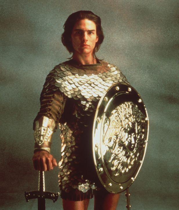 Unerschrocken nimmt der mutige Jack (Tom Cruise) den Kampf gegen den bösen Fürsten der Finsternis auf ... - Bildquelle: Universal Pictures
