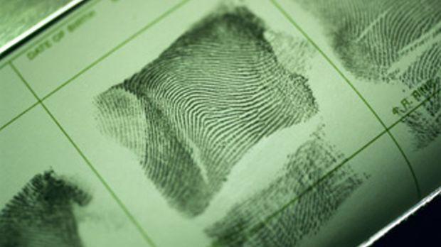 In den Archiven amerikanischer Police Departments lagern Zehntausende von Akt...