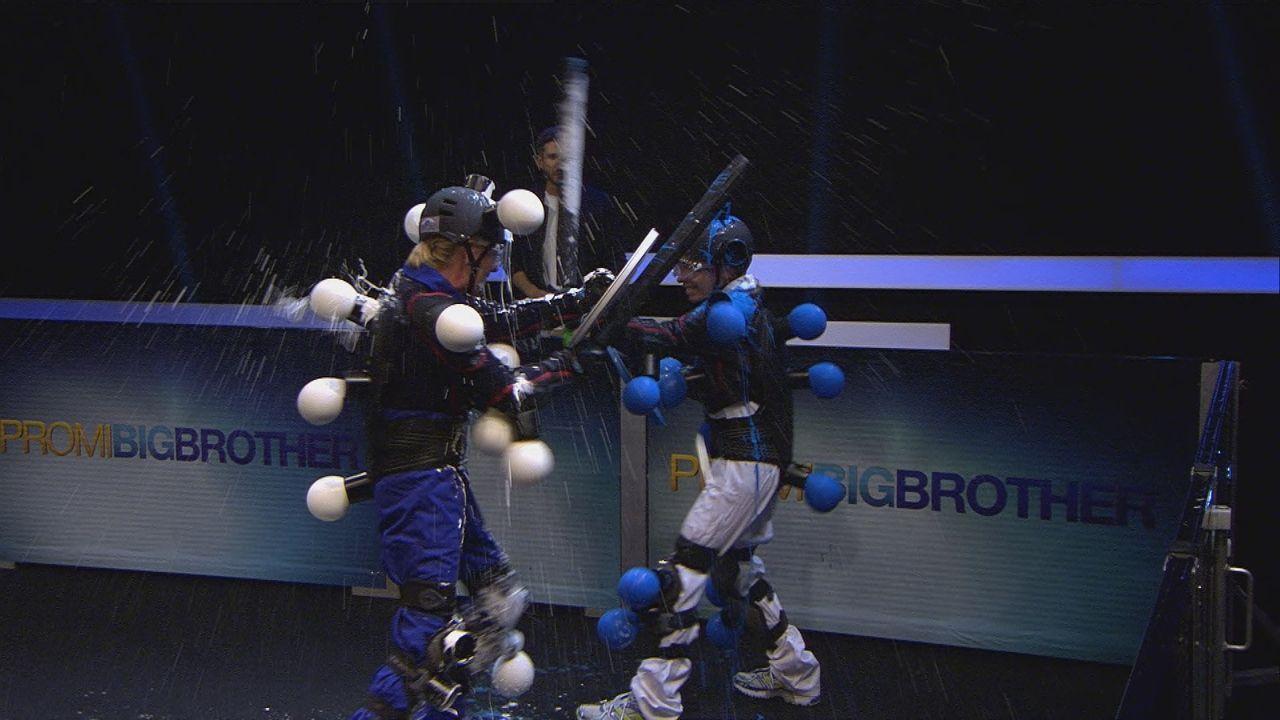 Duell Show9_2 - Bildquelle: SAT.1