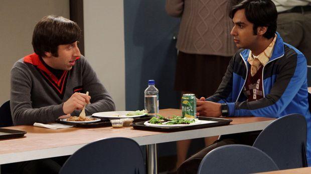 Rajs jüngere Schwester Priya macht während einer Geschäftsreise einen Zwische...