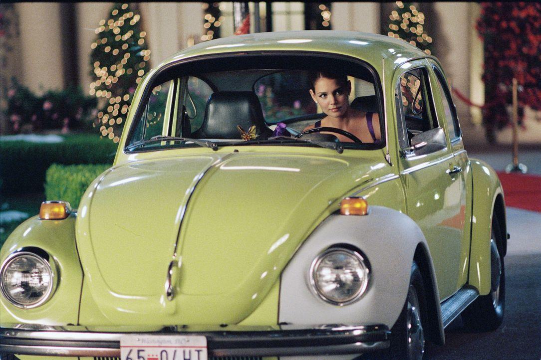 Schon bald erkennt Samantha (Katie Holmes), dass das College und das Leben als Teenager viel mehr zu bieten hat, als sie es sich je hätte träumen... - Bildquelle: Epsilon Motion Pictures GmbH