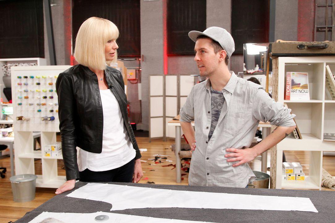 Fashion-Hero-Epi03-Atelier-35-Pro7-Richard-Huebner - Bildquelle: Richard Hübner / Pro 7
