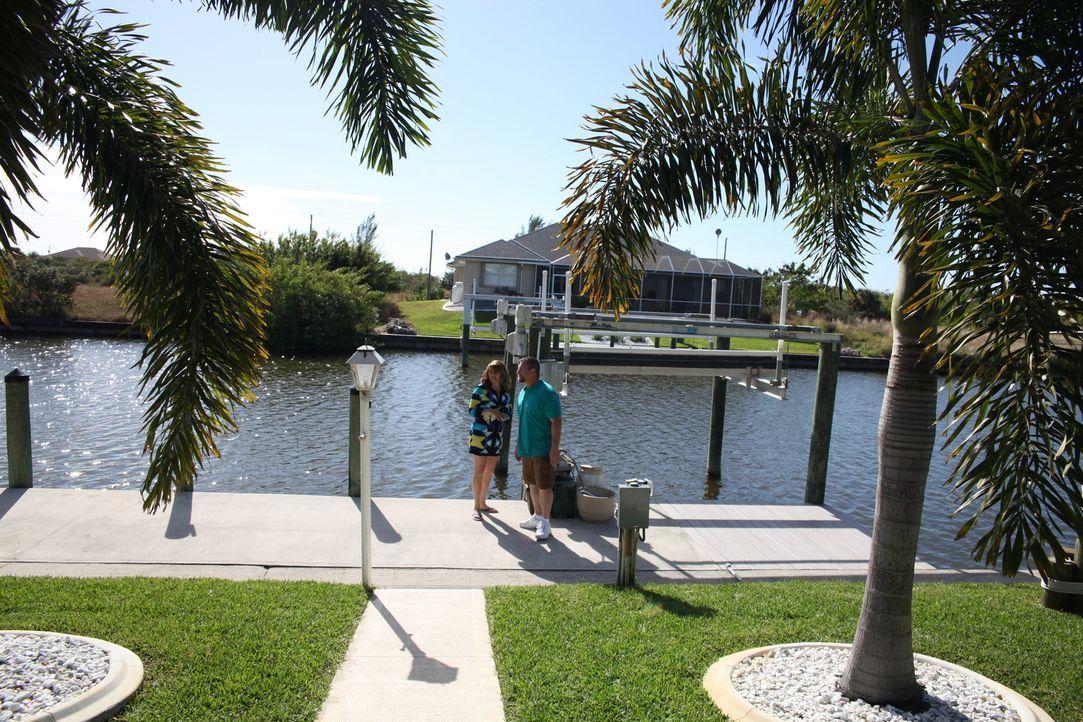Reicht das Geld von Cheryl (l.) und Rick (r.) wirklich aus, um sich den Traum vom Haus in Port Charlotte zu erfüllen? - Bildquelle: 2014,HGTV/Scripps Networks, LLC. All Rights Reserved