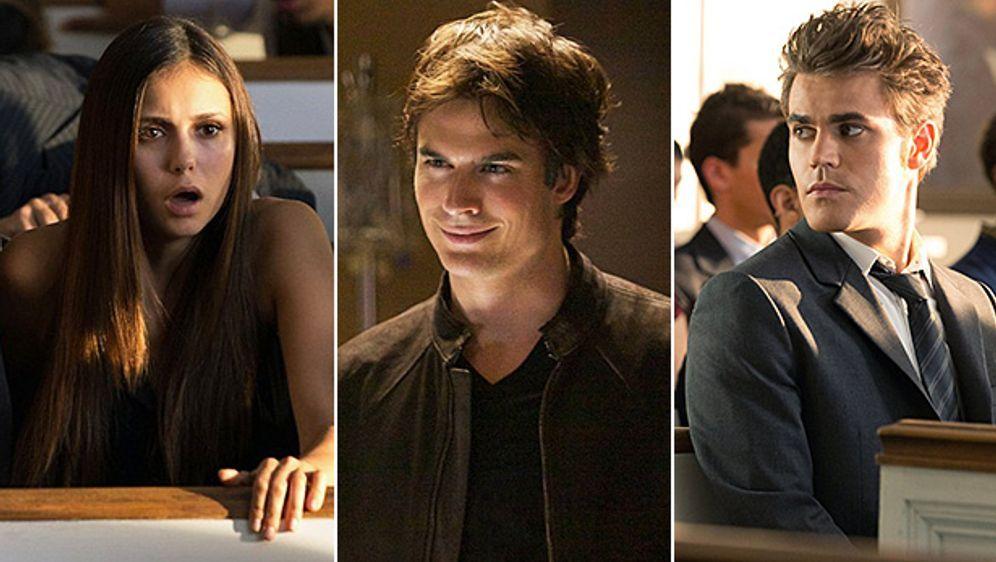 Vampire Diaries: Sendung verpasst? Ganze Folgen online auf sixx.de sehen! - Bildquelle: Warner Bros. Entertainment Inc.