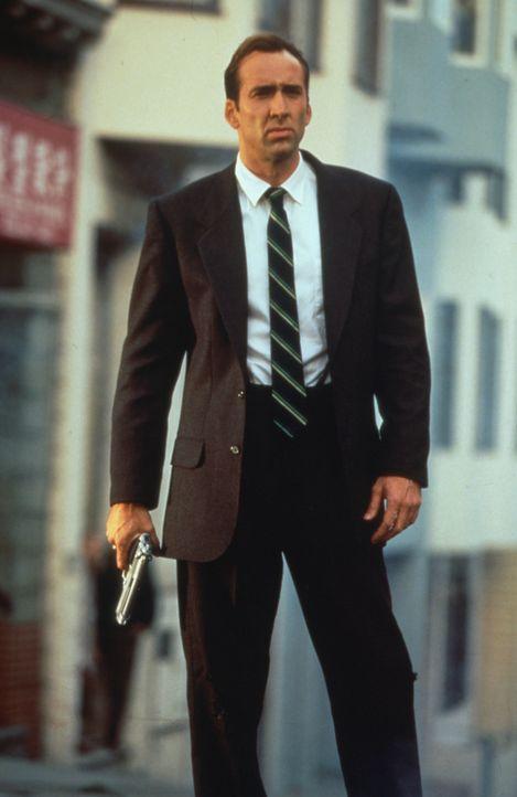 Für den Chemiewaffenexperten Stanley Goodspeed (Nicolas Cage) beginnt ein erbarmungsloser Wettlauf mit der Zeit, bei dem eine einzige falsche Bewegu... - Bildquelle: Hollywood Pictures