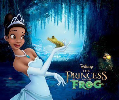 Küss den Frosch - Artwork - Bildquelle: Walt Disney Pictures.  All Rights Res...