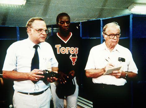 """Ein Engel auf Erden - Die """"Toros"""" sind dank Ted Tilly (Moses Gunn,..."""