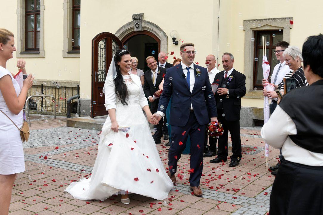 Das-Brautpaar - Bildquelle: Christoph Assmann