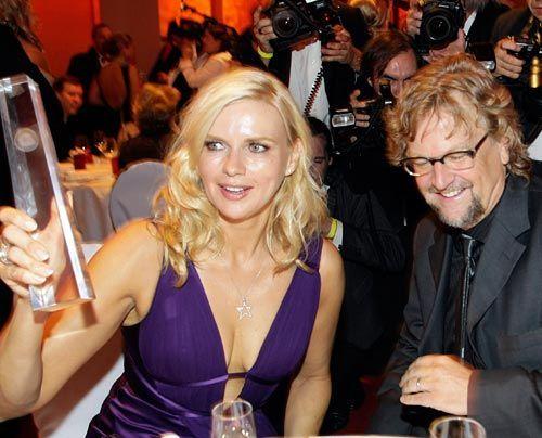 Bildergalerie Veronica Ferres | Frühstücksfernsehen | Ratgeber & Magazine - Bildquelle: AP