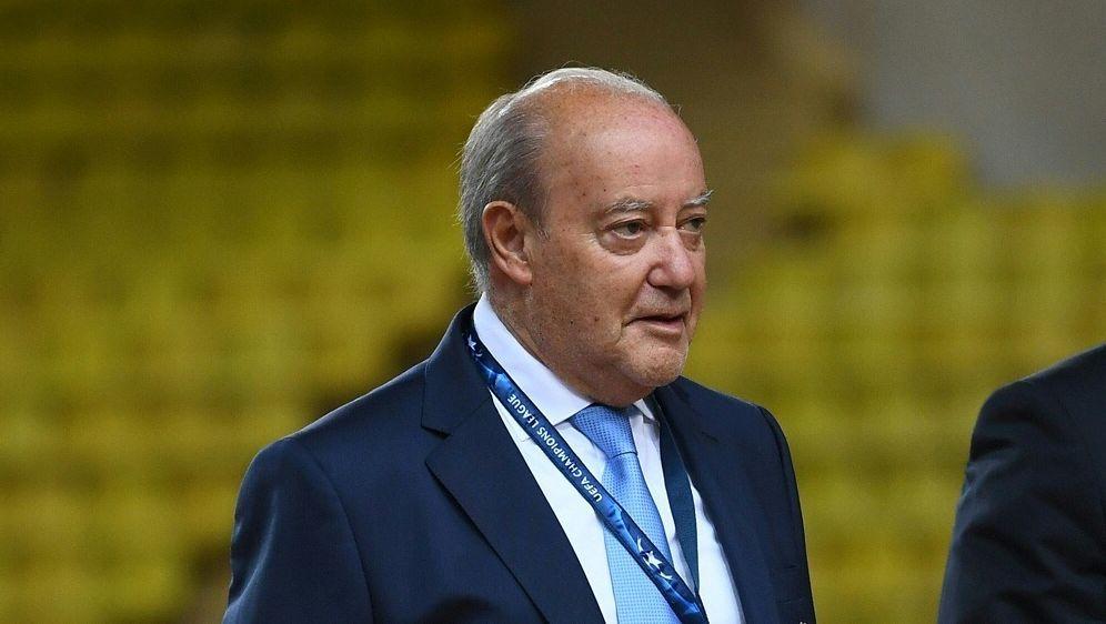 Porto-Präsident Jorge Pinto da Costa drohen Ermittlungen - Bildquelle: AFPSIDANNE-CHRISTINE POUJOULAT