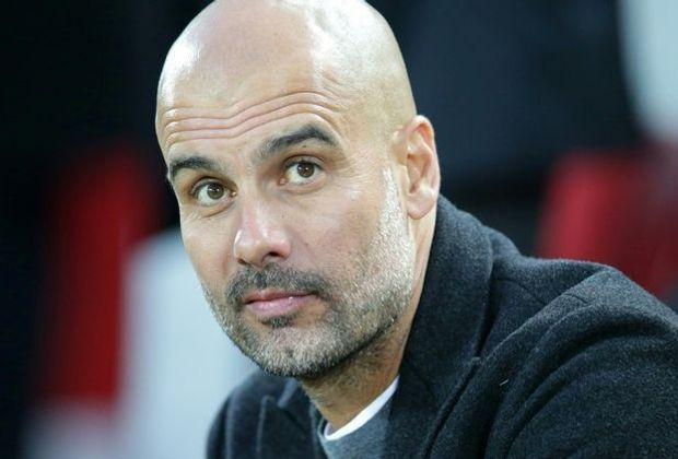 Aktuell steht Guardiola noch bis 2019 unter Vertrag