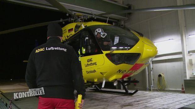 Achtung Kontrolle - Achtung Kontrolle! - Einsatz Um Leben Und Tod - Adac Luftrettung In Aktion