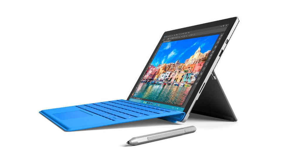 Microsoft Surface Pro 4 Test: Besser als iPad Pro?