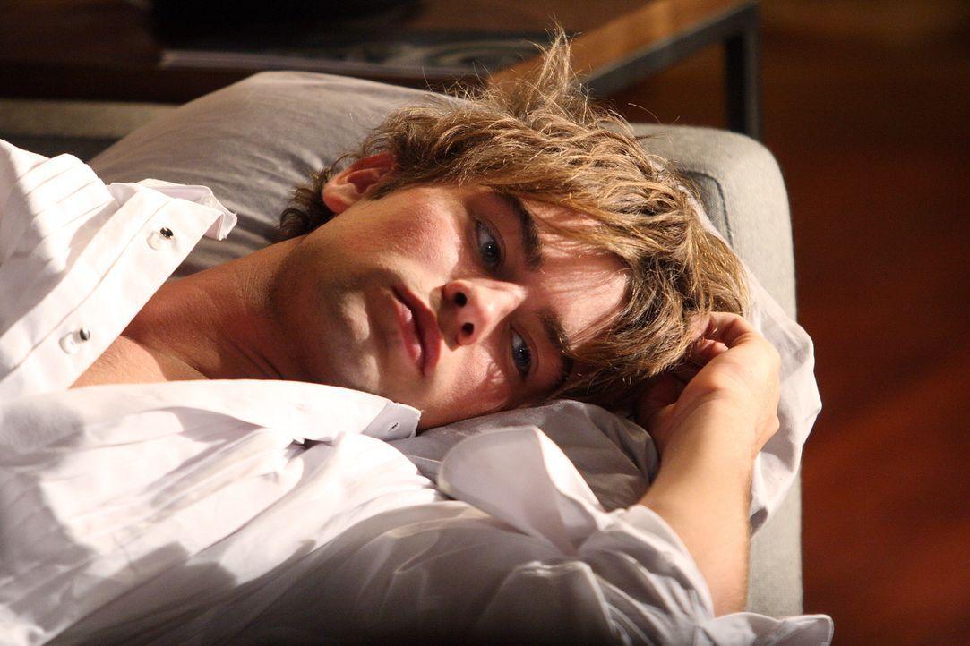 Eine Achterbahnfahrt der Gefühle: Nate (Chace Crawford) fühlt sich zu Serena hingezogen und riskiert damit seine Beziehung ... - Bildquelle: Warner Brothers
