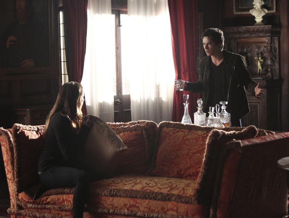Auch mit Damon läuft es nicht gut - Bildquelle: Warner Bros. Entertainment Inc.