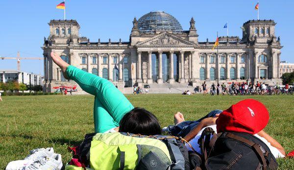 Reichstagsgebäude - Bildquelle: dpa