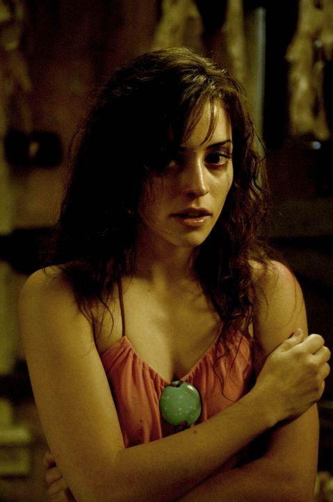 Da Addison (Emmanuelle Vaugier) als Prostituierte arbeitet, passt sie genau in das Opferschema des Serienkillers Jigsaw: Ihre unmoralische Lebenswei... - Bildquelle: Kinowelt Filmverleih