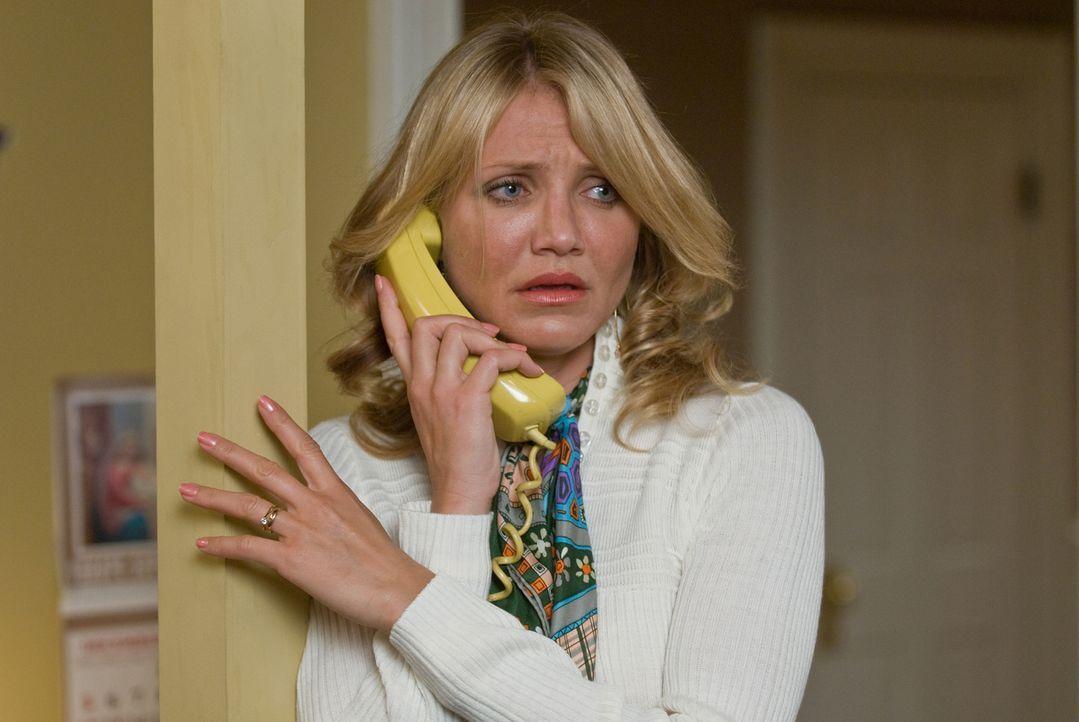 Für eine Million Dollar hat sich Norma (Cameron Diaz) auf die Ermordung eines Fremden eingelassen. Mit furchterregenden Folgen für ihr eigenes Leben... - Bildquelle: Constantin Film Verleih GmbH