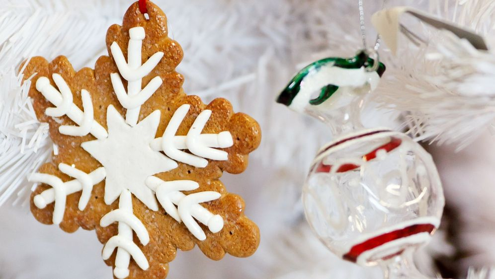 Essbare Weihnachtsdeko Ideen Fur Baum Und Co Sat 1 Ratgeber