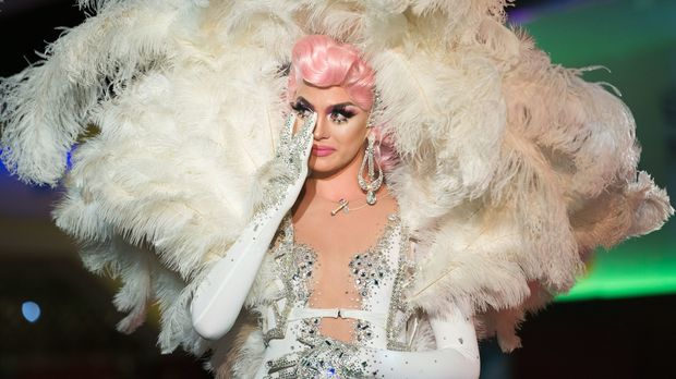 Germany's Next Topmodel - Germany's Next Topmodel - Staffel 13 Episode 14: Drag Edition