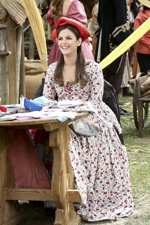 Hart of Dixie: Zoe im Blümchen-Look - Bildquelle: Warner Bros. Entertainment Inc.
