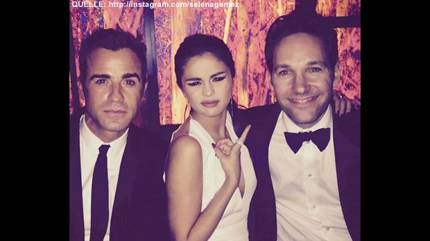 Golden-Globes-selenagomez-Instagram - Bildquelle: http://instagram.com/selenagomez