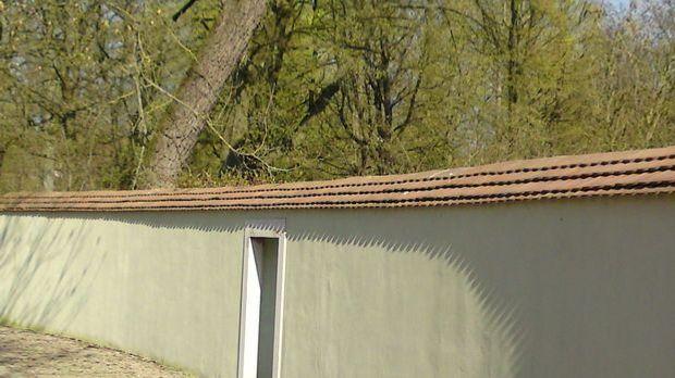 Mauerabdeckung