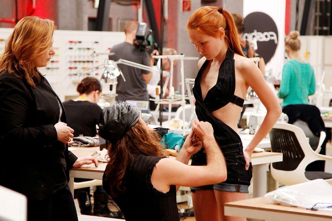 Fashion-Hero-Epi02-Fashionshowdown-14-ProSieben-Richard-Huebner - Bildquelle: ProSieben / Richard Huebner