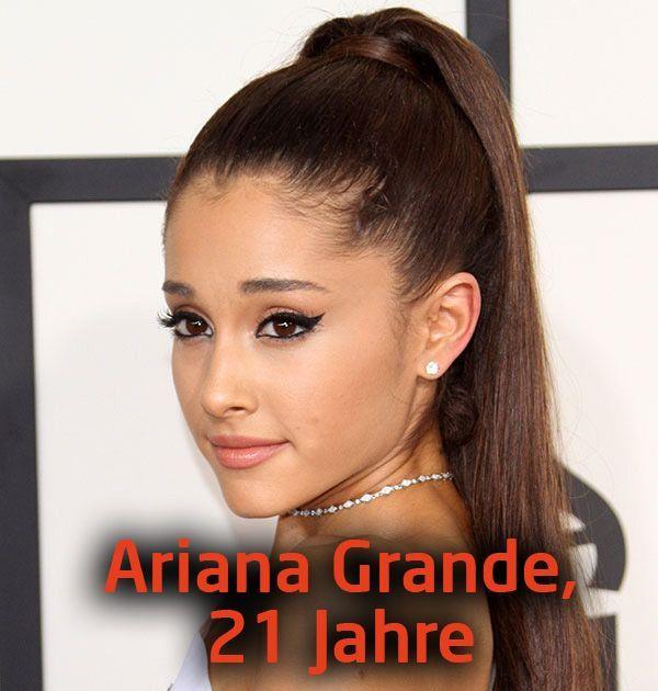 Ariana-GrandeAge