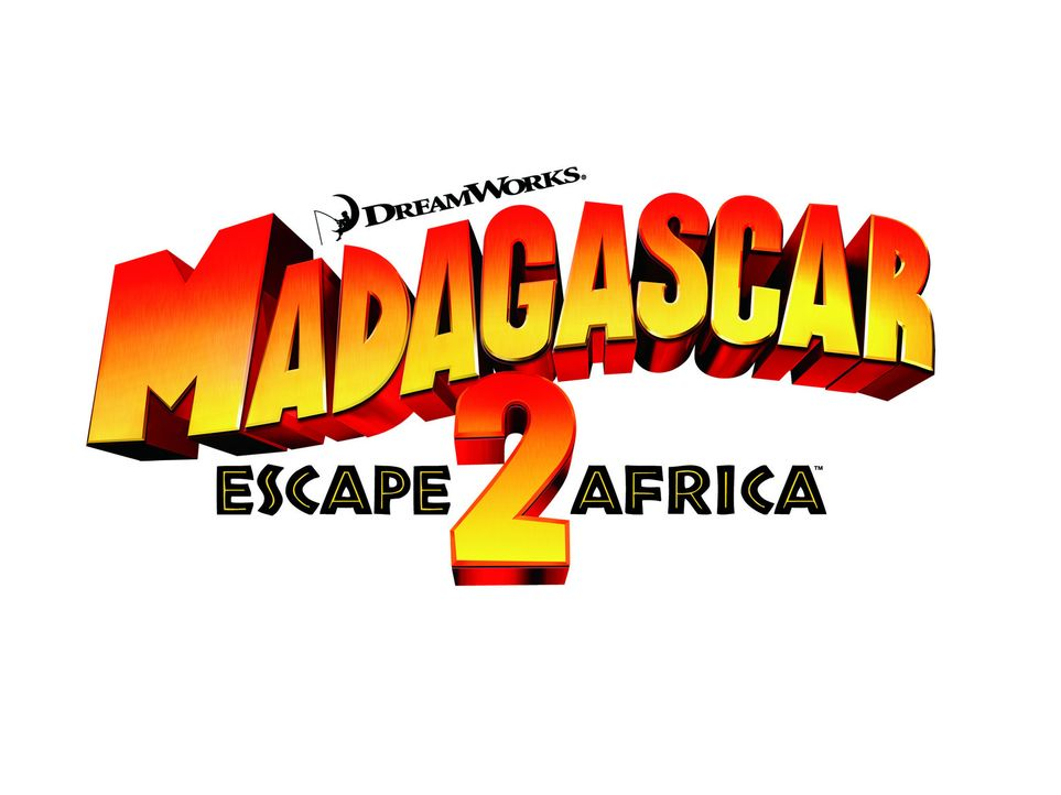 Madagascar: Escape 2 Africa - Logo - Bildquelle: (2008) DREAMWORKS ANIMATION LLC. ALL RIGHTS RESERVED.