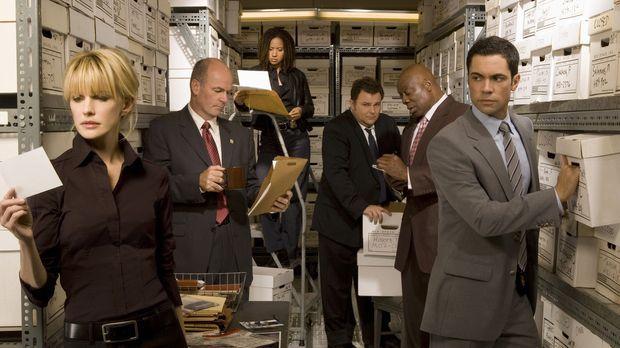 Cold Case - Kein Opfer ist je vergessen - (6. Staffel) - Die Mitarbeiter des...