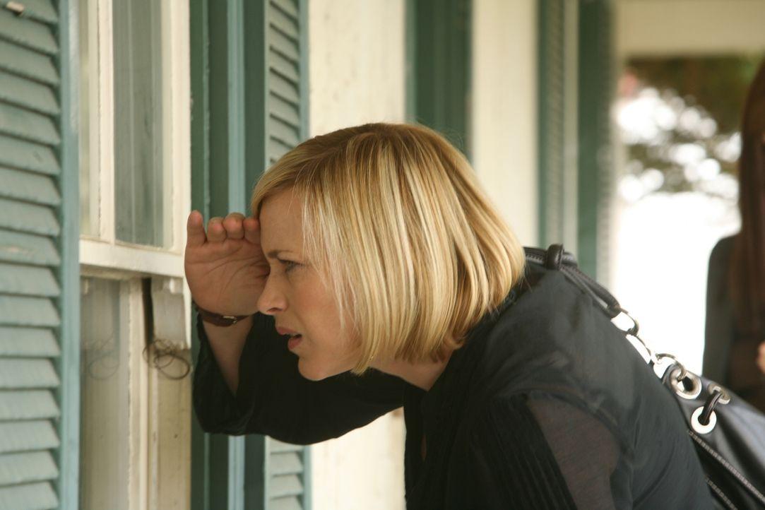 Was verbirgt sich im Inneren des Hauses wirklich? Allison (Patricia Arquette) versucht das herauszufinden ... - Bildquelle: Paramount Network Television