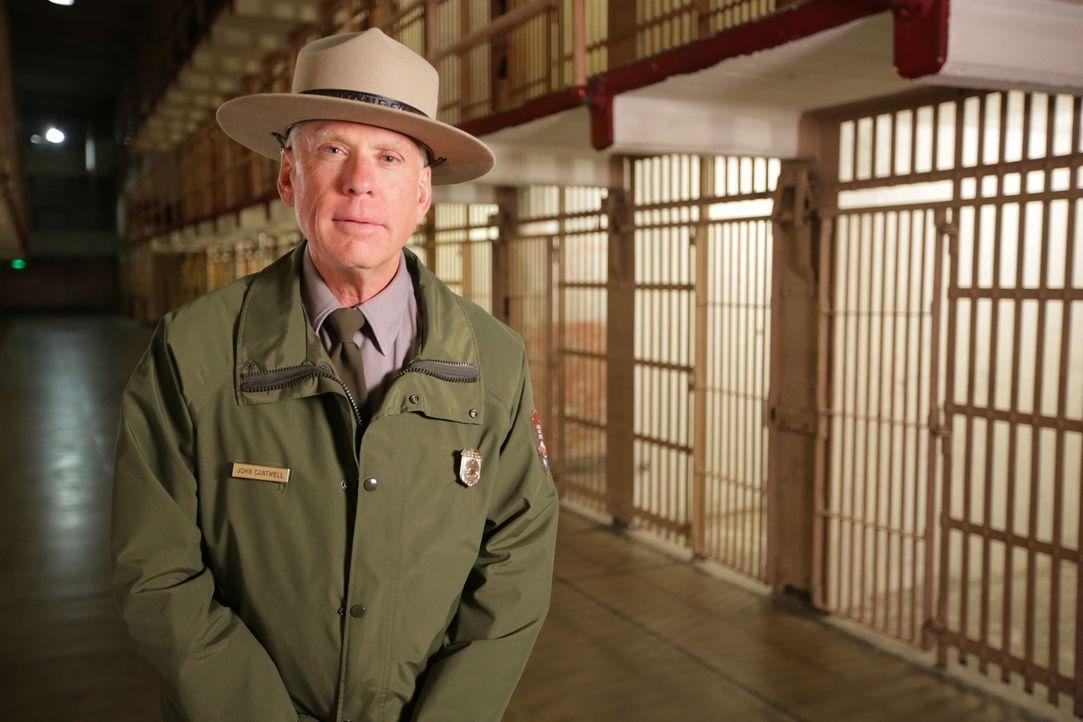 Heute steht die Gefängnis-Insel Alcatraz unter dem Schutz von John Cantwell und seinen Kollegen beim US Park Service, um den heranströmenden Tourist... - Bildquelle: Indigo Films/ DCL