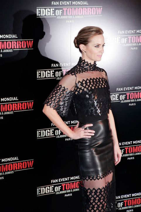 premiere-edge-of-tomorrow-paris-14-05-30-17-Warner-Bros-Pictures - Bildquelle: Warner Bros. Pictures