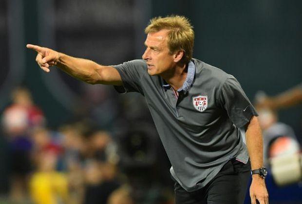 Jürgen Klinsmann versteht die Kritik an seinem Sohn