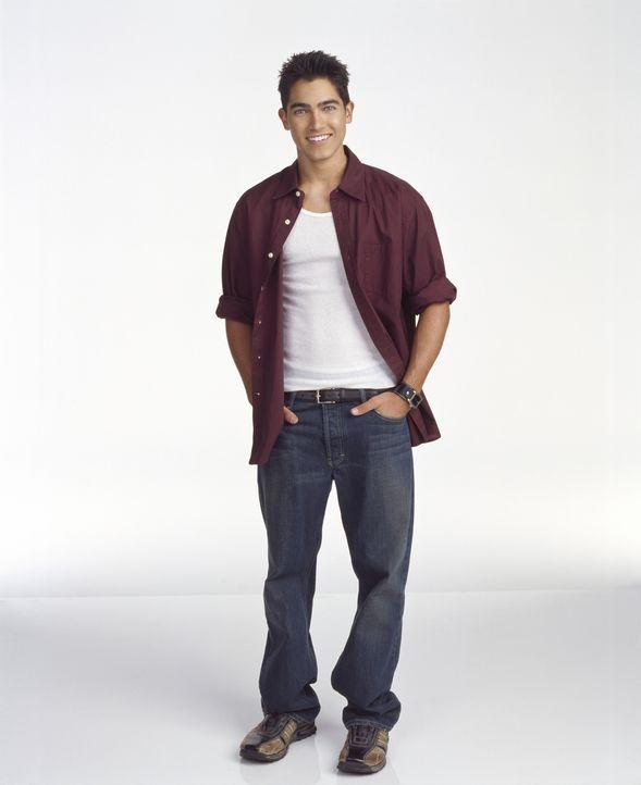 (9. Staffel) - Nach wie vor wohnt Martin (Tyler Hoechlin) bei den Camdens und gehört inzwischen schon zur Familie. - Bildquelle: The WB Television Network