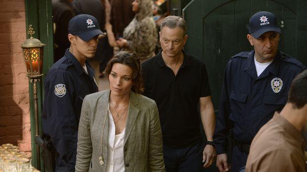 Criminal Minds: Beyond Borders - Criminal Minds: Beyond Borders - Staffel 1 Episode 10: Die Sehnsucht Und Der Tod
