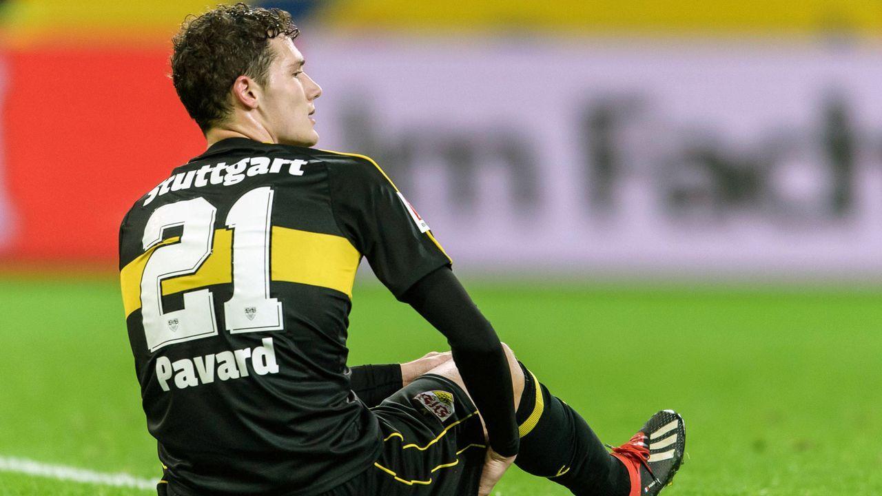 Benjamin Pavard (VfB Stuttgart) - Bildquelle: imago/Eibner