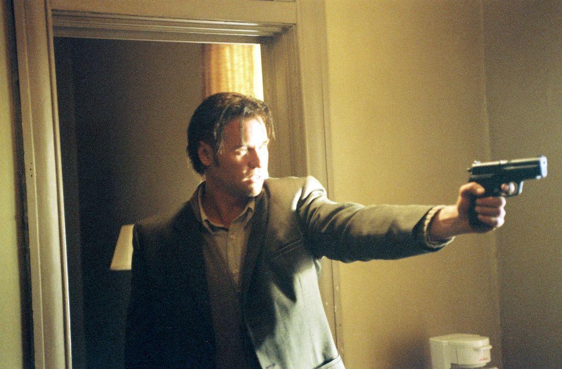 Jäger oder Gejagter?: Frank Kavanaugh (Val Kilmer) ... - Bildquelle: Nu Image