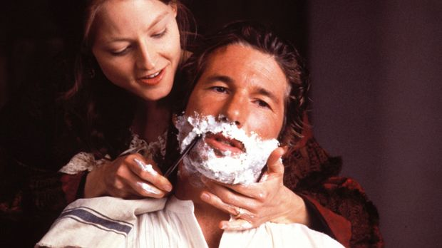 Ihr heimgekehrter Gatte Jack (Richard Gere, r.) kommt Laurel (Jodie Foster, l...