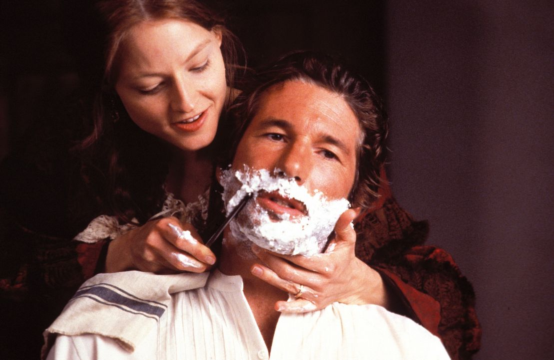 Ihr heimgekehrter Gatte Jack (Richard Gere, r.) kommt Laurel (Jodie Foster, l.) wie ein Fremder vor, doch sie verliebt sich in den ruhigen und liebe... - Bildquelle: Warner Bros.