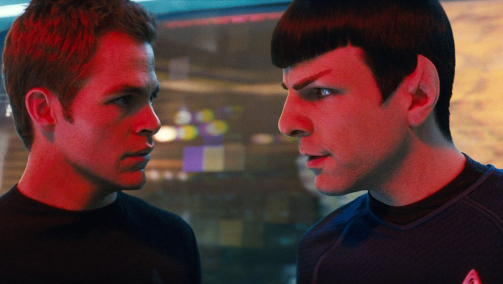 Star Trek (WH) - Bildquelle: Paramount Pictures