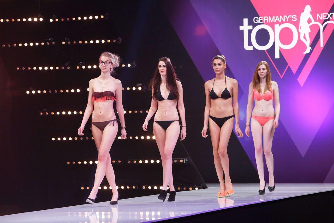 GNTM-Stf10-Epi02-Bikiniwalk-02-ProSieben-Richard-Huebner