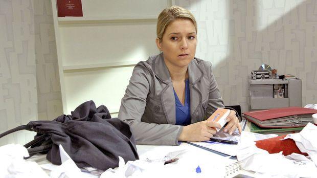 Anna (Jeanette Biedermann) redet sich ein, keine Pillen zu benötigen, um gute...