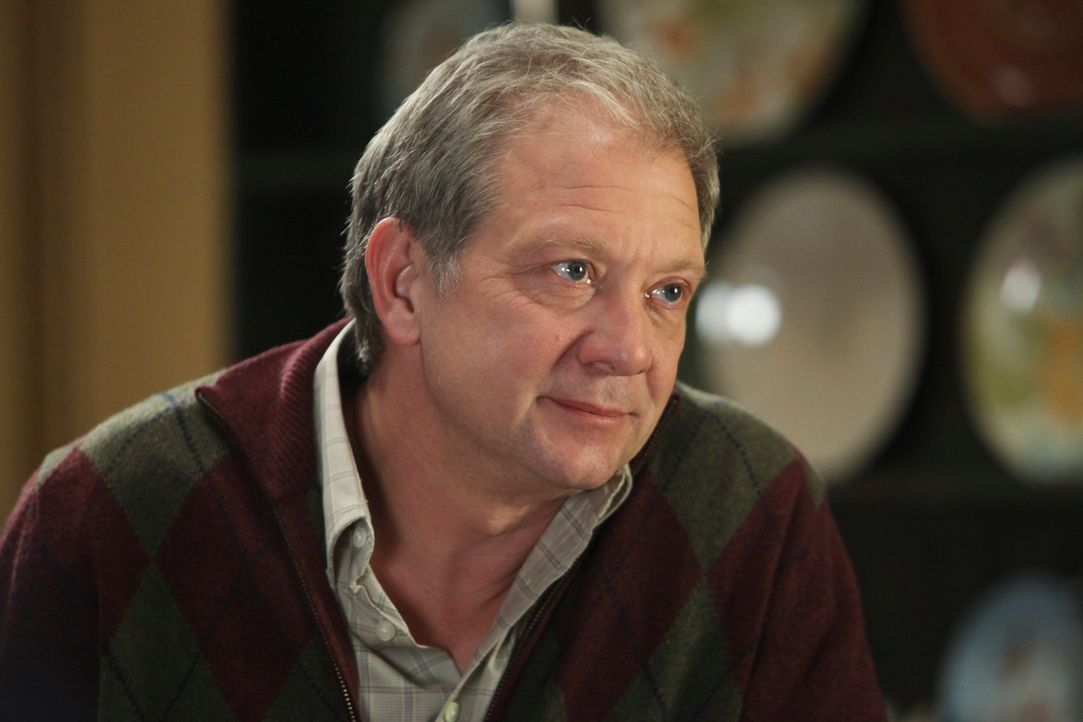 Bei Meredith und Derek findet eine Weihnachtsfeier statt. Lexie und Sloan bekommen sich unterm Weihnachtsbaum in die Wolle, während Thatcher (Jeff P... - Bildquelle: Touchstone Television