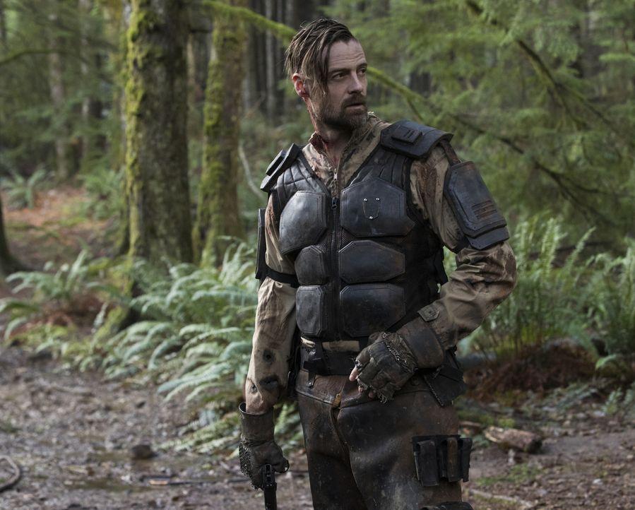 McCreary (William Miller) - Bildquelle: Jack Rowand 2018 The CW Network, LLC. All Rights Reserved./Jack Rowand