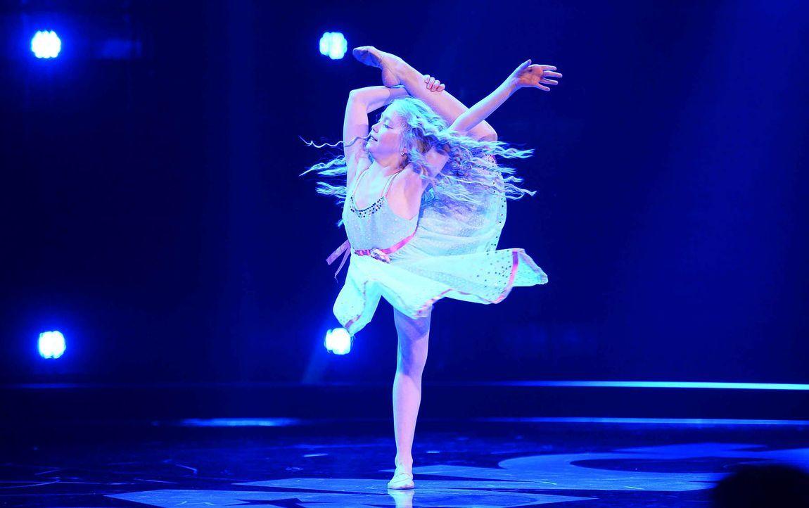 Got-To-Dance-Annemarie-Putz-05-SAT1-ProSieben-Willi-Weber - Bildquelle: SAT.1/ProSieben/Willi Weber