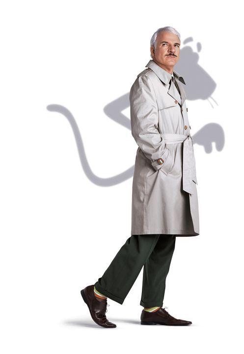 """Inspektor Clouseau (Steve Martin) macht sich auf die Suche nach dem """"rosarothen Panter"""" - einem wertvollen Diamantring, der nicht mehr auffindbar is... - Bildquelle: Metro-Goldwyn-Mayer Studios Inc. All Rights Reserved."""