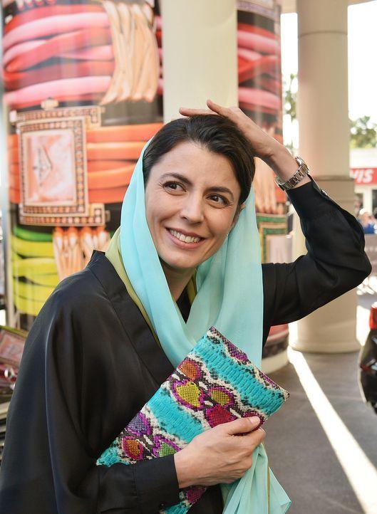 Cannes-Filmfestival-Leila-Hatami-14-05-13-AFP - Bildquelle: AFP