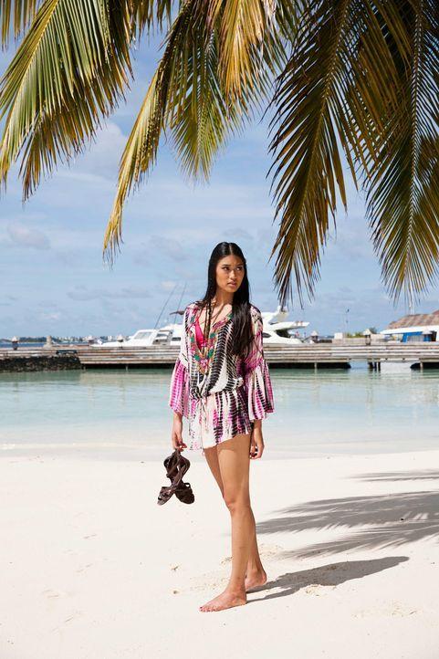 GNTM-Stf10-Epi14-Malediven-Part2-034-Anuthida-Boris-Breuer - Bildquelle: Boris Breuer